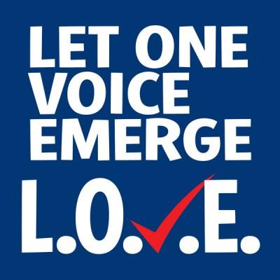 Fergie, Patti Austin, Siedah Garrett, Brenda Russell, & Various Artists - L.O.V.E. (Let One Voice Emerge)