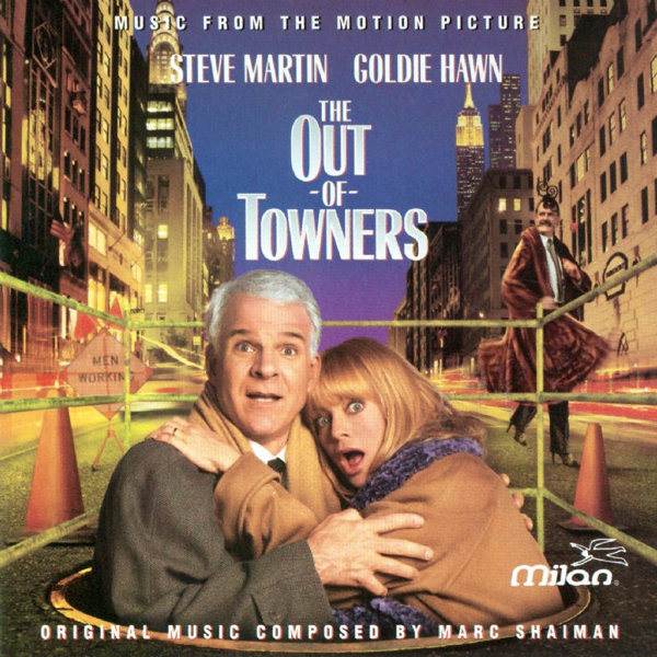 Marc Shaiman – The Out-of-Towners (Music From The Motion Picture)
