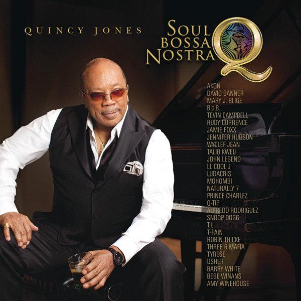 Quincy Jones – Q – Soul Bossa Nostra