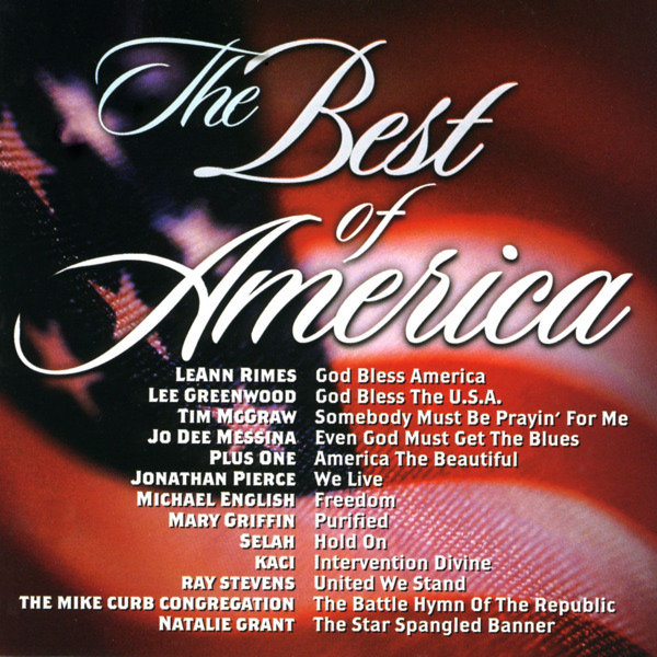 Various Artists – The Best Of America