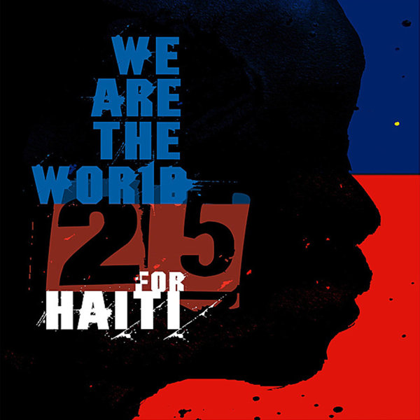 Artists For Haiti – We Are The World 25 For Haiti