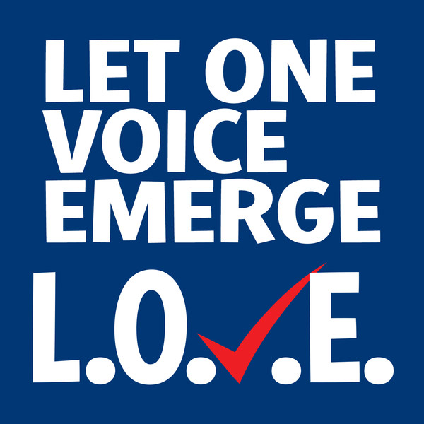 Fergie, Patti Austin, Siedah Garrett, Brenda Russell, & Various Artists – L.O.V.E. (Let One Voice Emerge)