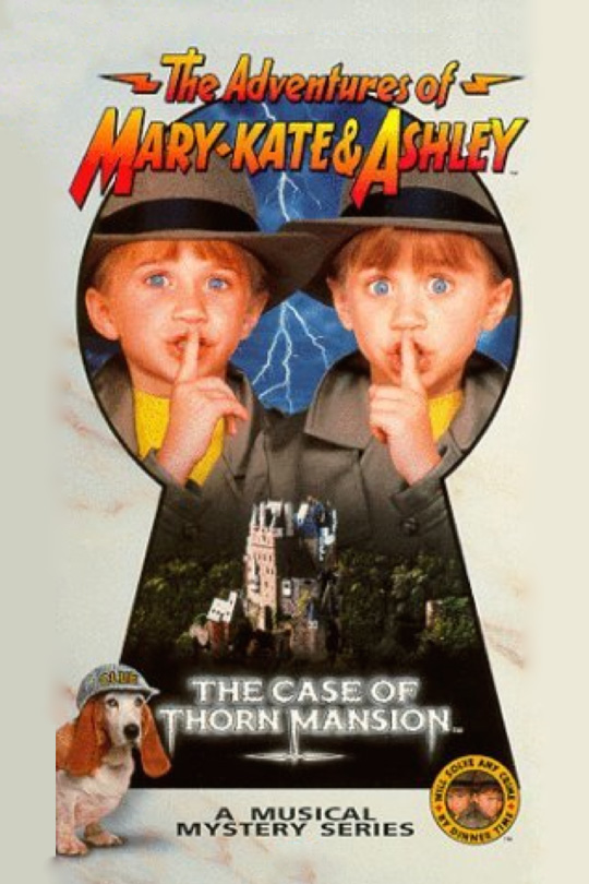 The Adventures Of Mary-Kate & Ashley: The Case Of Thorn Mansion
