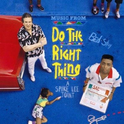 Various Artists - Do The Right Thing (Original Motion-Picture Soundtrack)