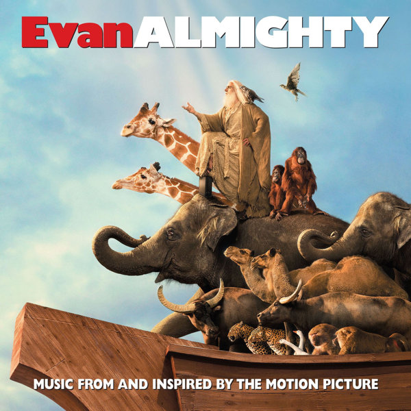 Various Artists – Evan Almighty (Music From & Inspired By The Motion Picture)