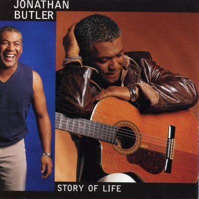 Jonathan Butler -  Story of Life