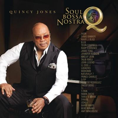 Quincy Jones - Q - Soul Bossa Nostra