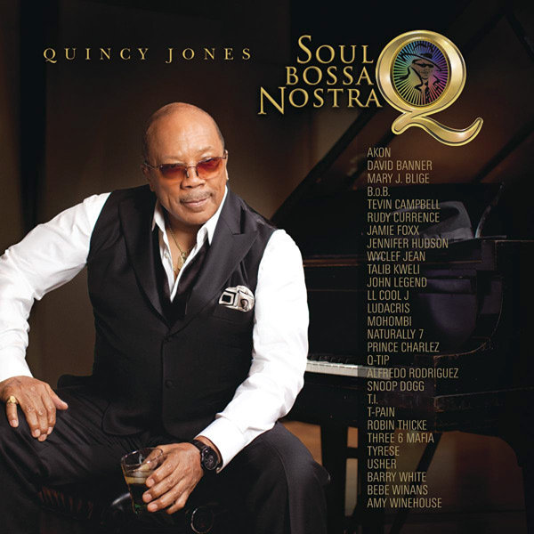 Quincy Jones – Q – Soul Bossa Nostra
